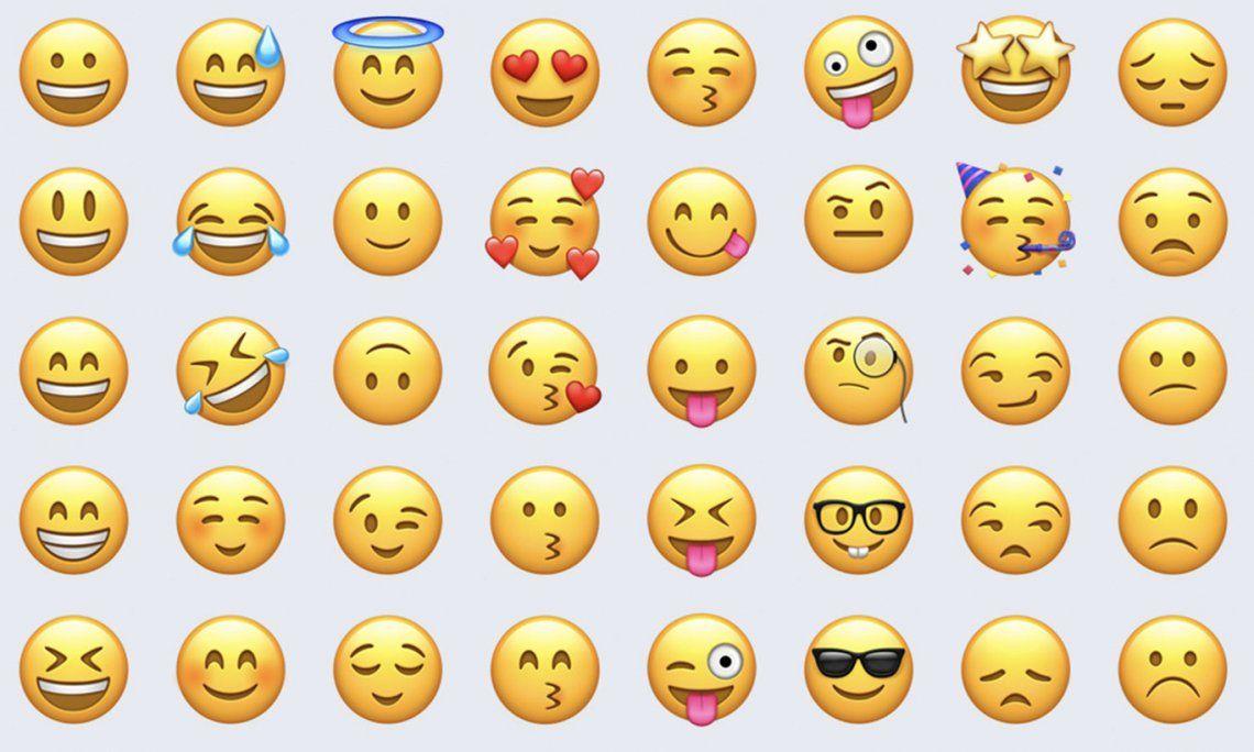 Los dos emoji más usados en las redes sociales en el 2021