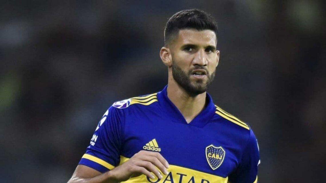 Lisandro López vuelve a la titularidad en Boca