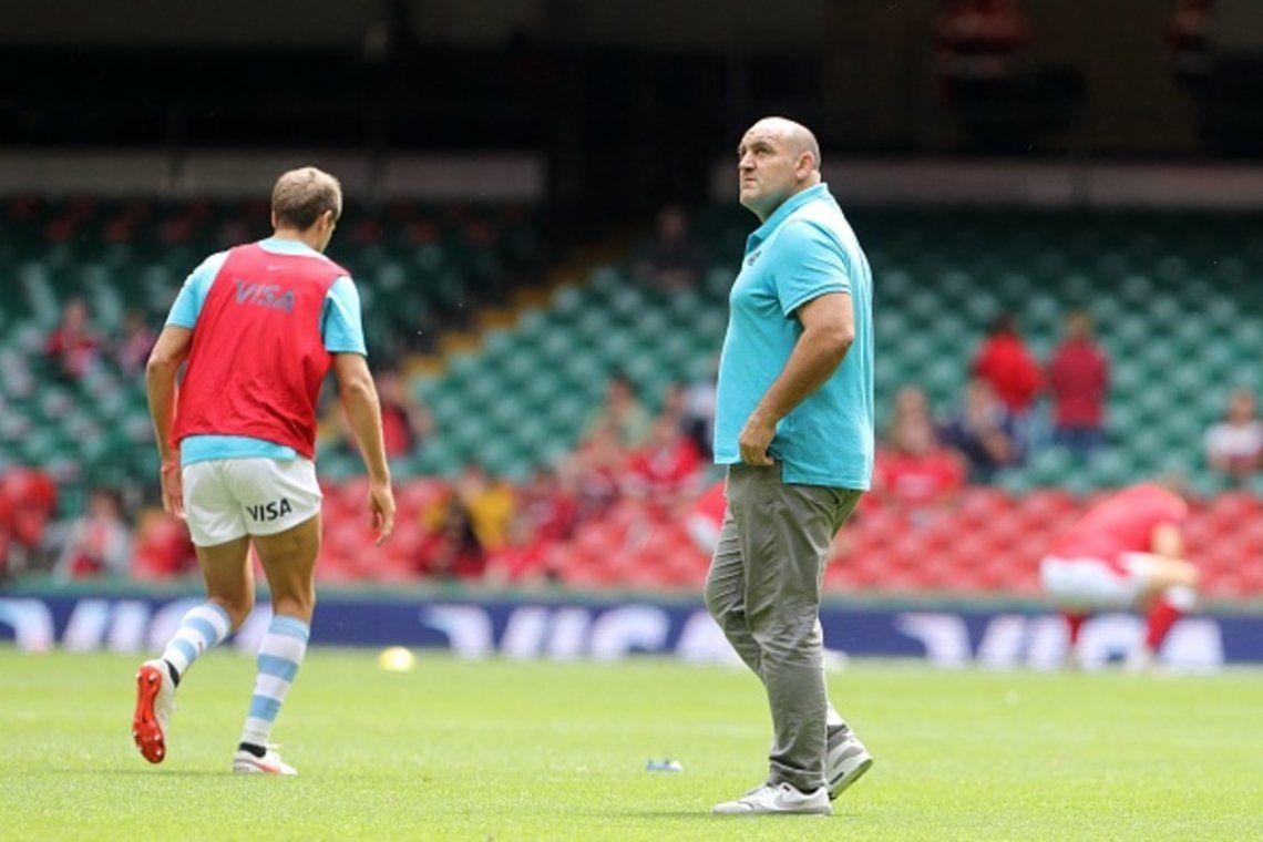 Mario Ledesma realizó cambios para enfrentar a Gales