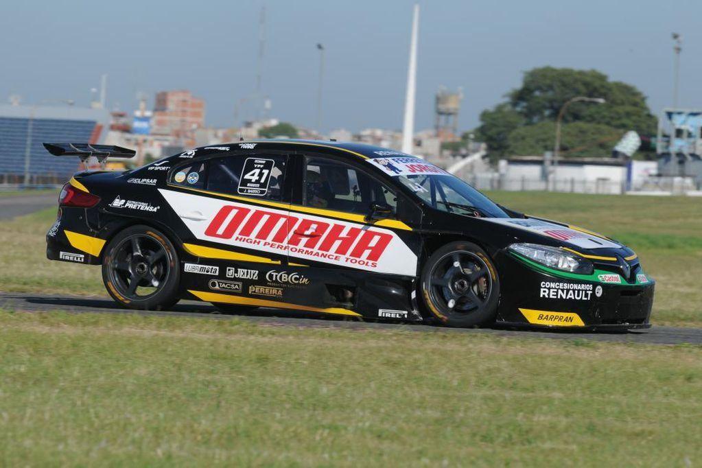 Jorge Barrio lidera el campeonato del TC 2000 y el de la Fórmula Renault 2.0