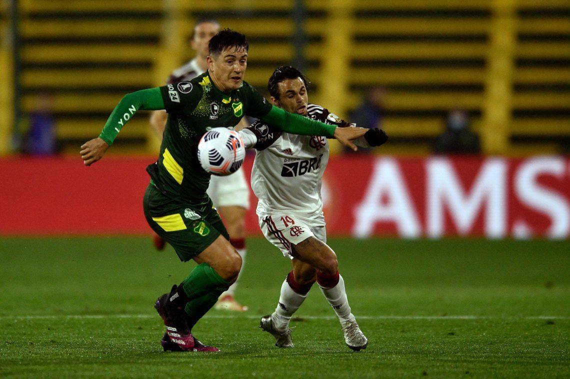 Defensa y Justicia jugará la revancha ante Flamengo en Brasilia