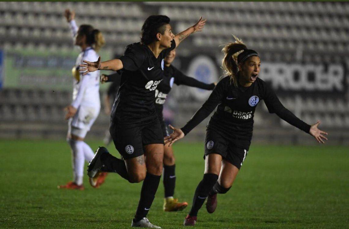 San Lor4enzo campeón del Apertura femenino.