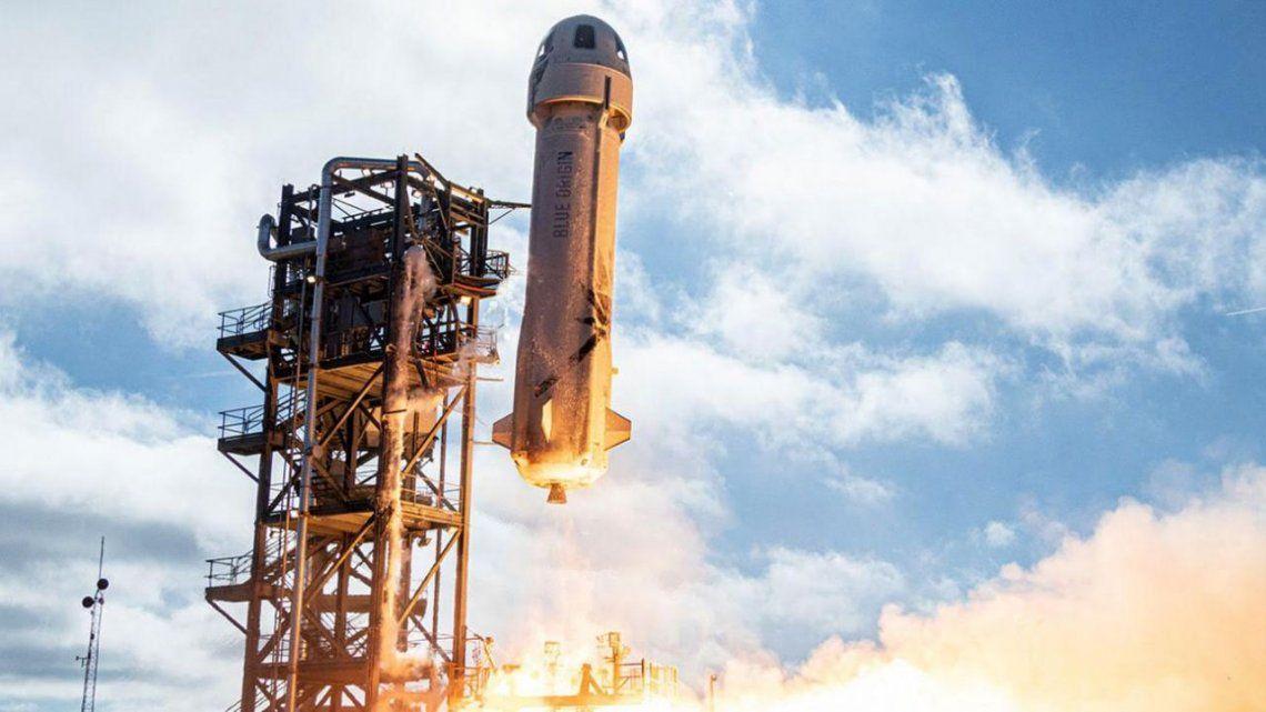 Un vuelo espacial le costó u$s 28 millones y se lo perderá