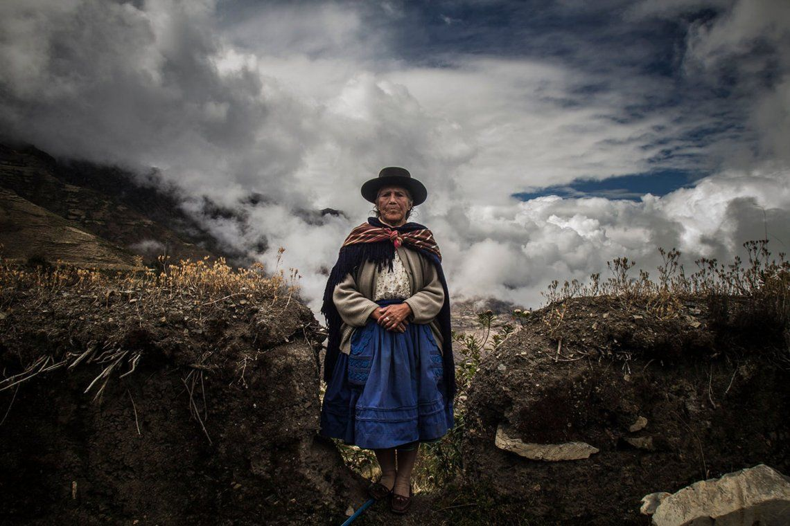 Premio maestro: Historias peruanas de posconflicto. Fotografía: Max Cabello Orcasitas
