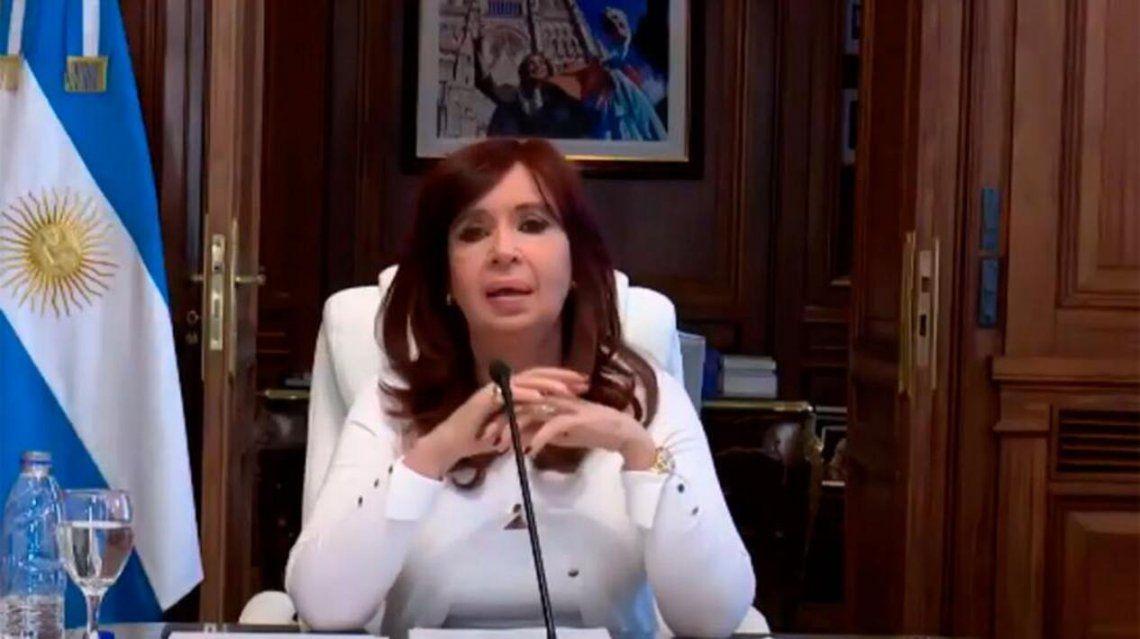 Cristina Kirchner expuso en la causa por el memorando de entendimiento con Irán