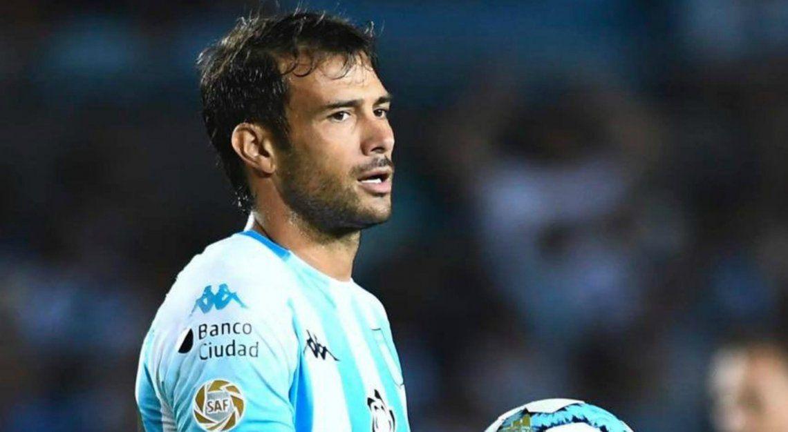 Darío Cvitanich será titular en Racing