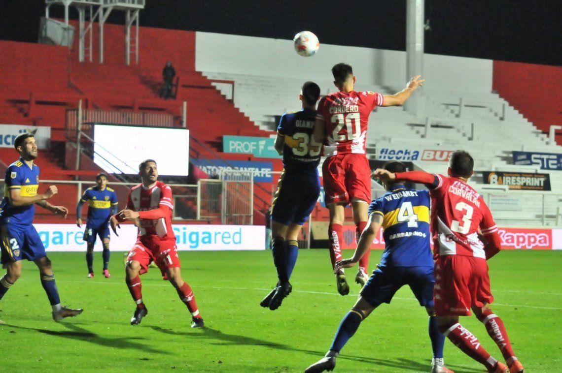 Unión y Boca Juniors igualaron 1-1 en el inicio del torneo