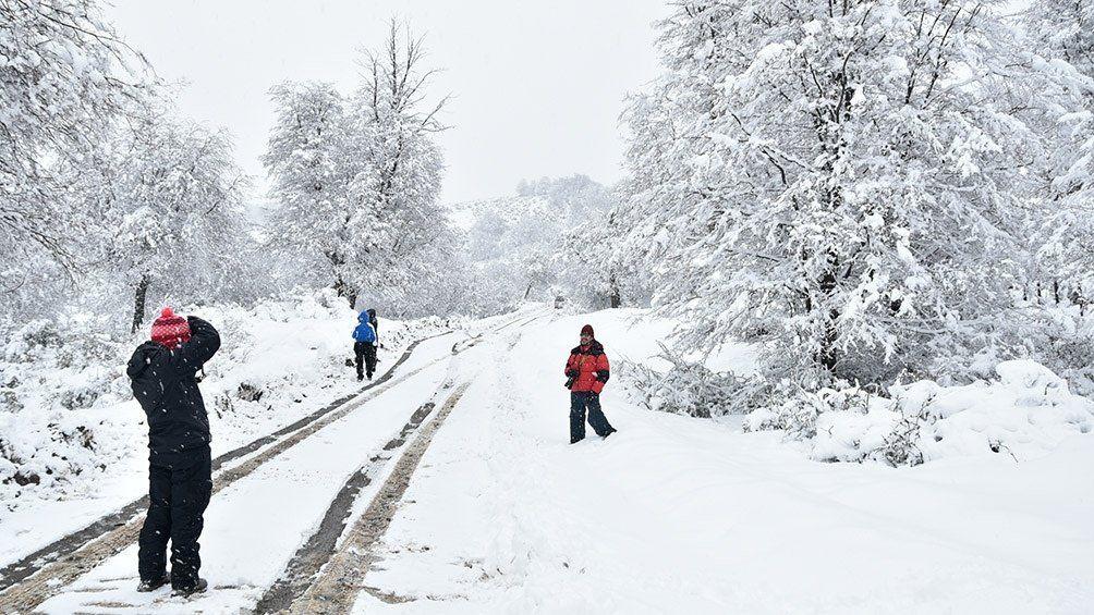 Vacaciones de invierno: se autorizará el turismo grupal