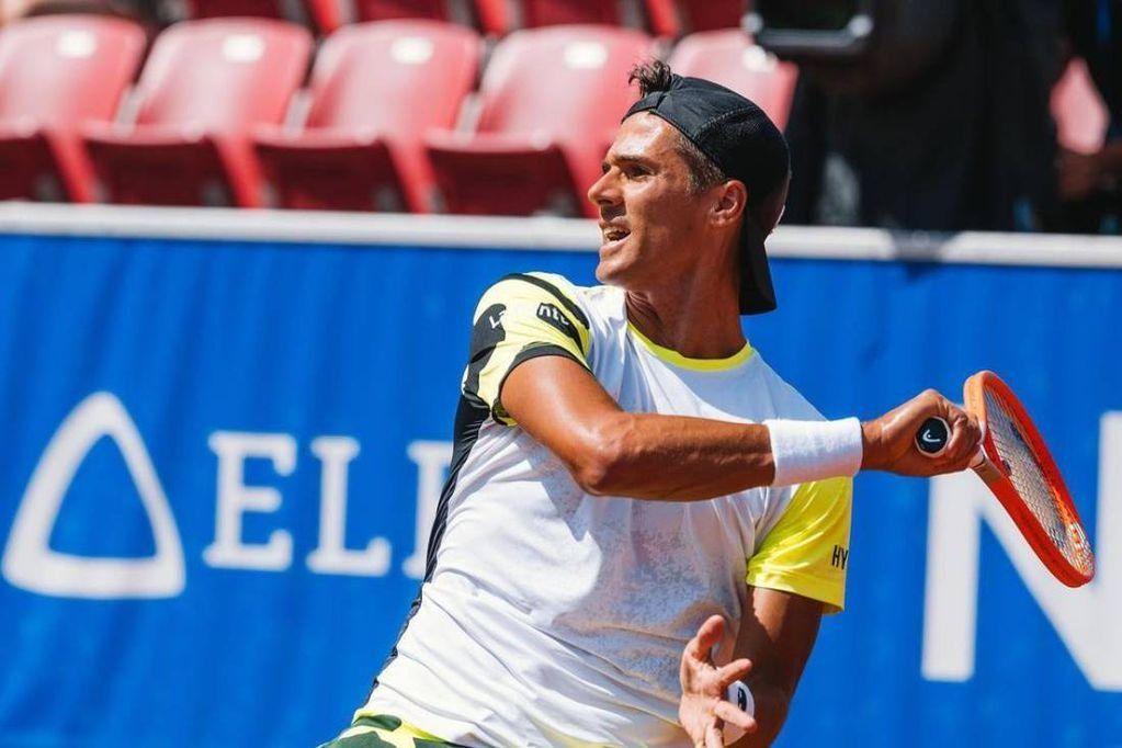 Federico Coria jugará la final del ATP sueco de Bastad