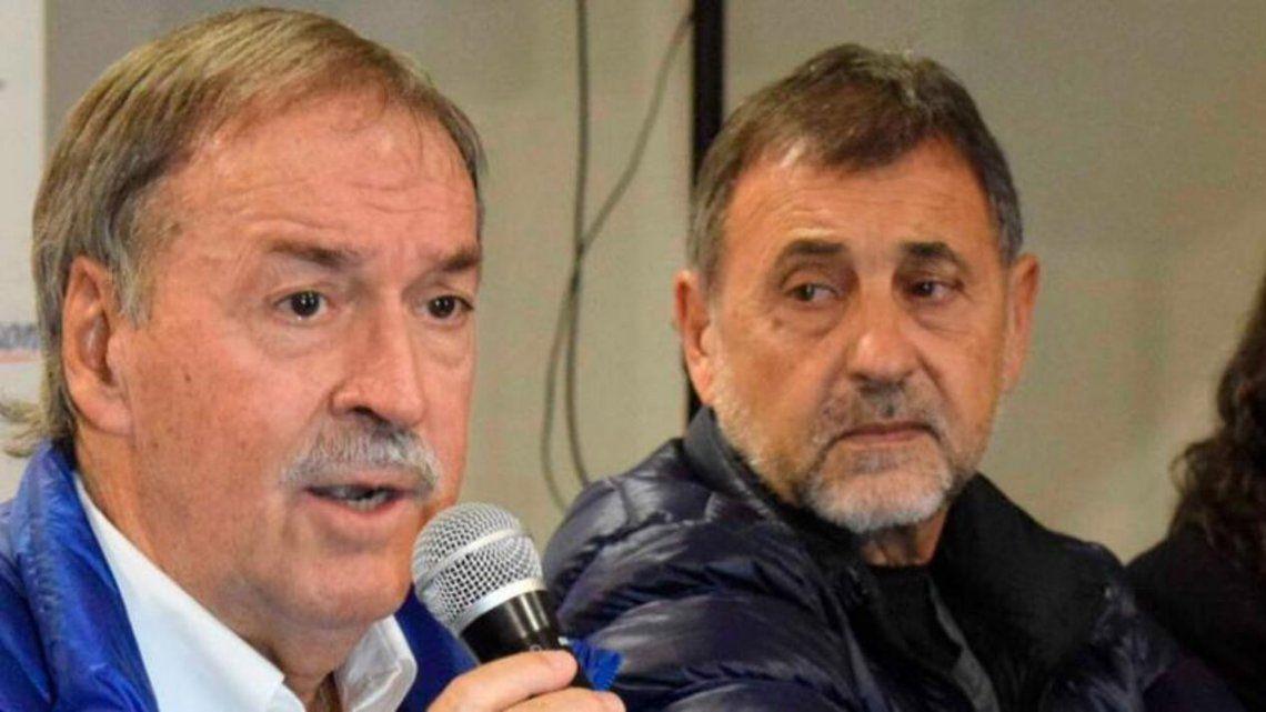 Córdoba: Juan Schiaretti y Carlos Caserio