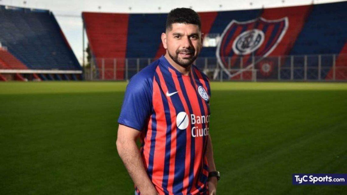 Néstor Ortigoza vuelve a vestir la camiseta de San Lorenzo
