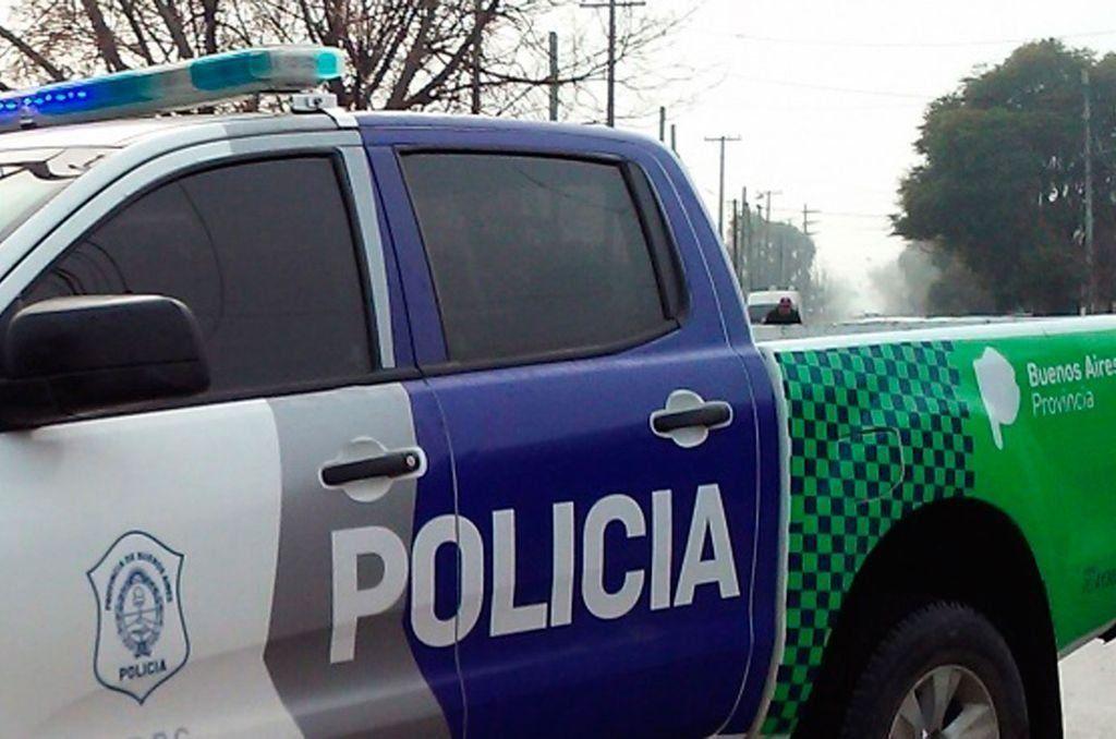 La Policía de la Provincia de Buenos Aires interviene en el femicicidio ocurrido en Moreno