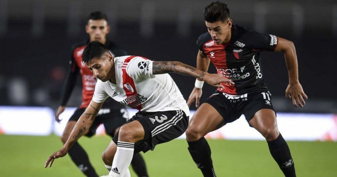River arranca la Liga Profesional en Núñez.
