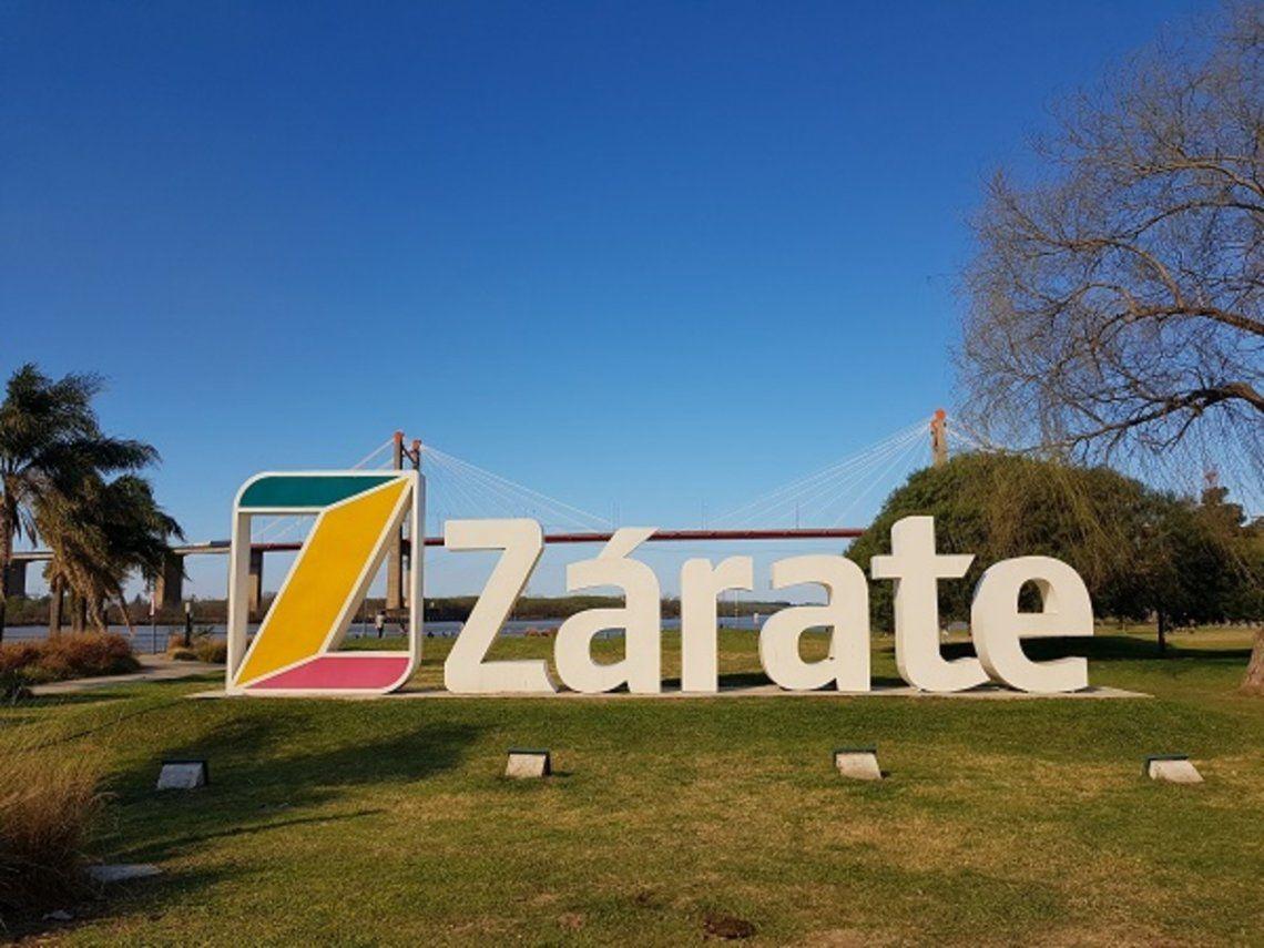 El bochornoso hecho ocurrió en Zárate