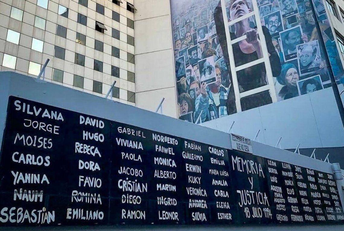 Alberto Fernández invitó a terminar con la impunidad del atentado a la AMIA