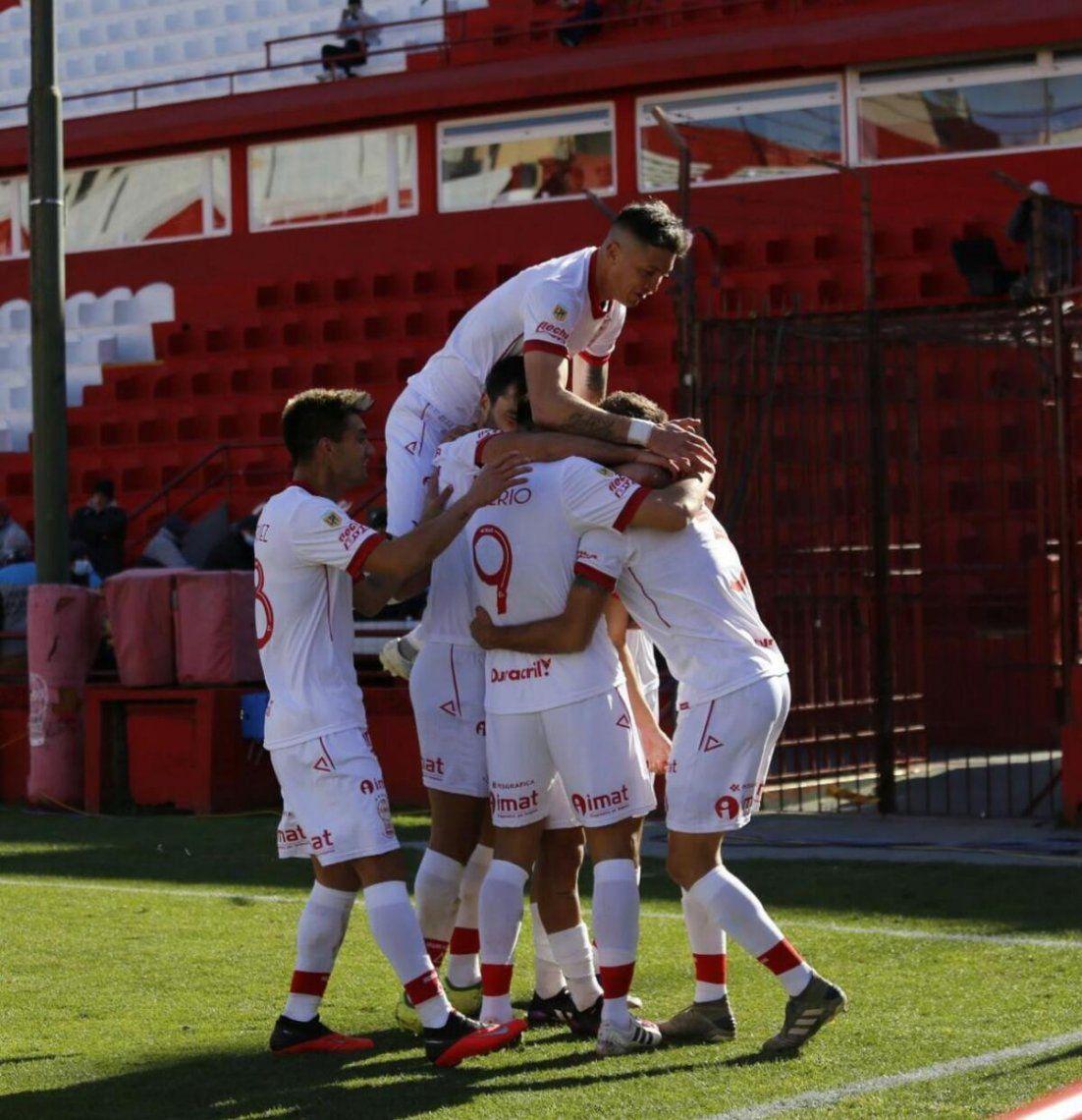 Huracán venció 2-1 a Defensa y Justicia.