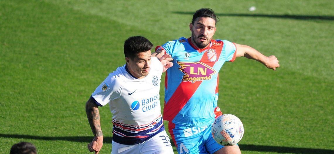 San Lorenzo no pudo ganar en Sarandí.