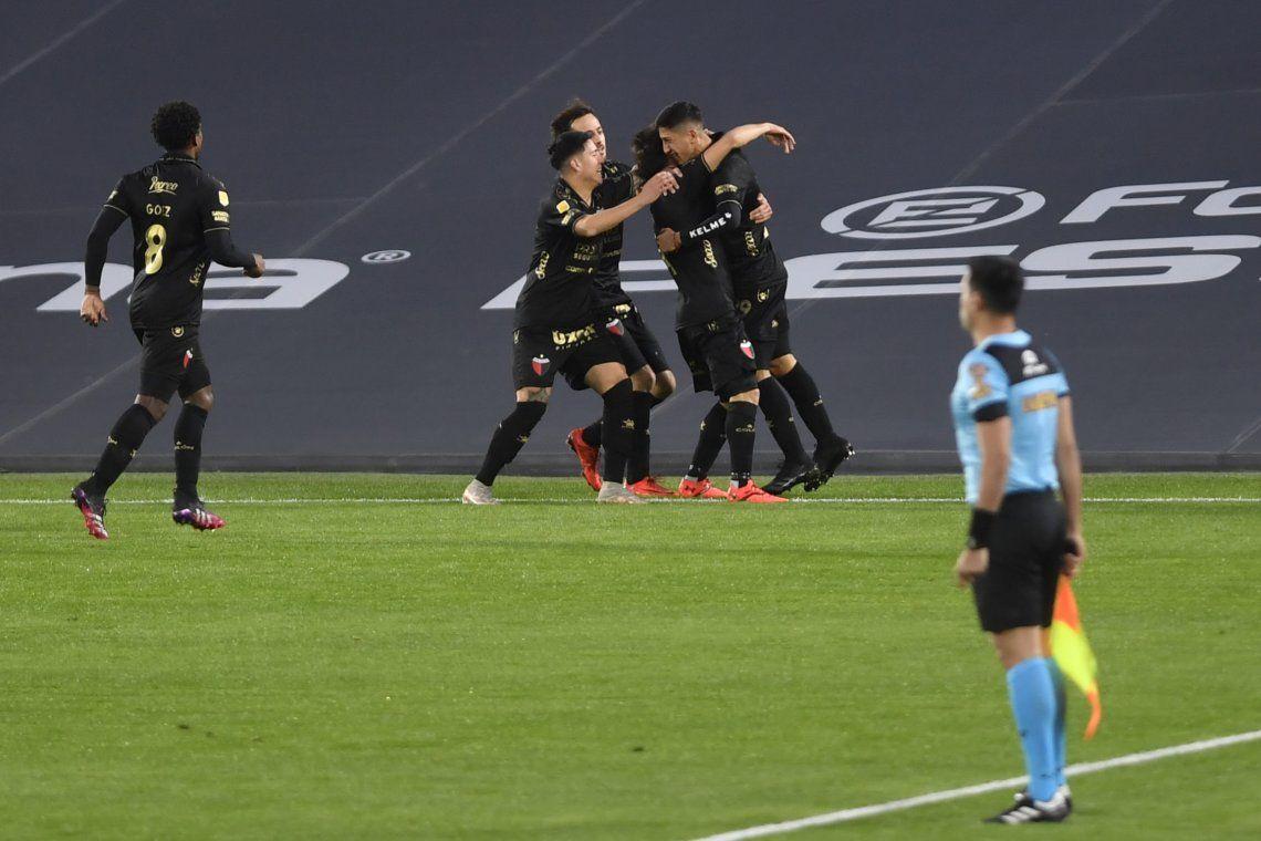 Las mejores fotos de la primera fecha de la Liga Profesional 2021
