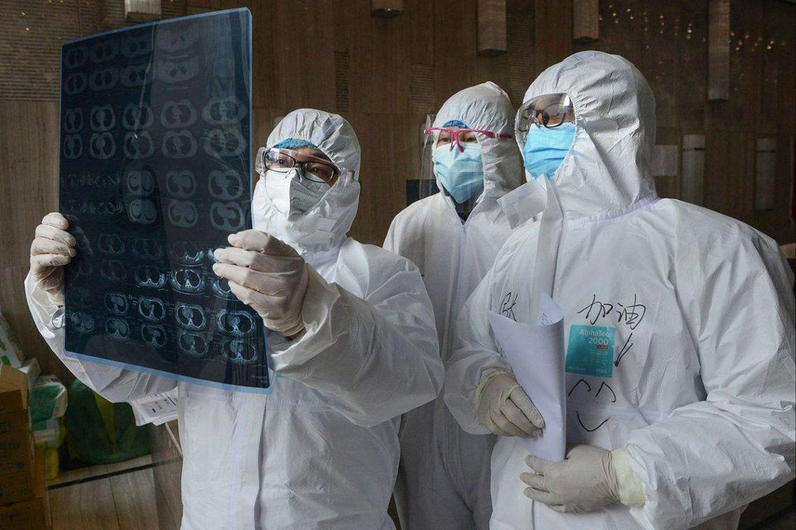China: científicos descartan el origen artificial del coronavirus