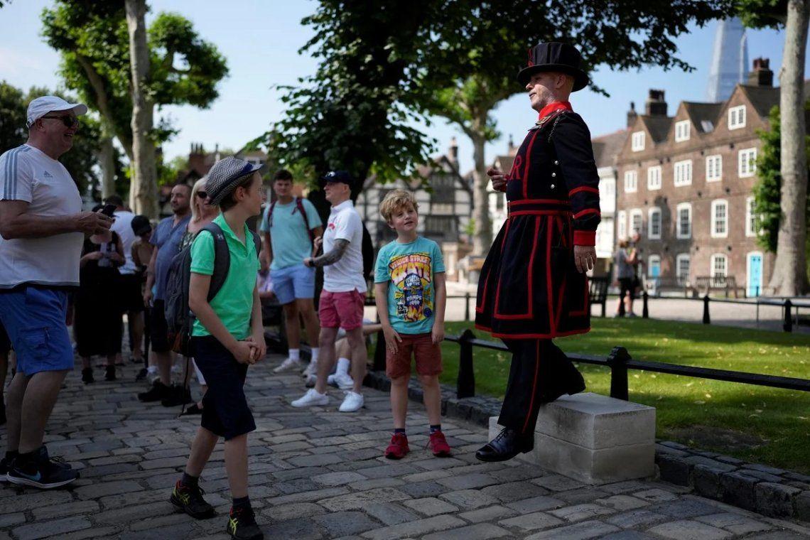 Las fotos del Freedom Day en Inglaterra