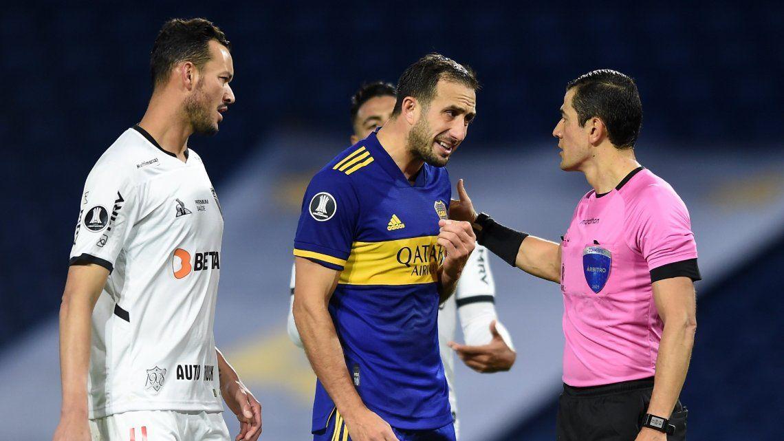 Boca y Mineiro se juegan el pase a los cuartos de final de la Libertadores