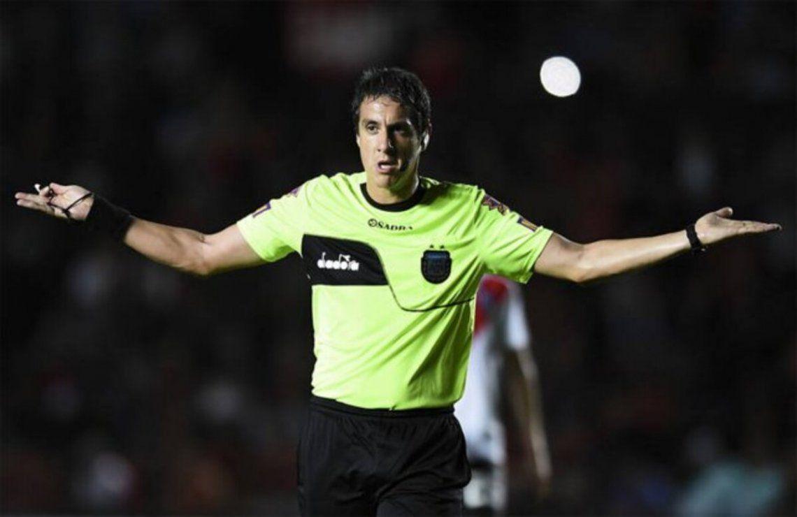 Pablo Echavarría dirigirá Boca - Banfield