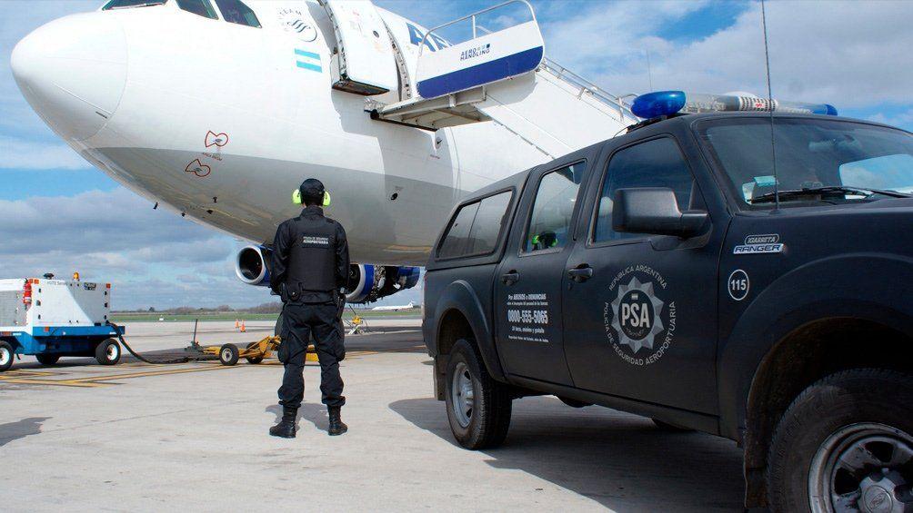 Se estrenó documental sobre los 15 años de la Policía de Seguridad Aeroportuaria