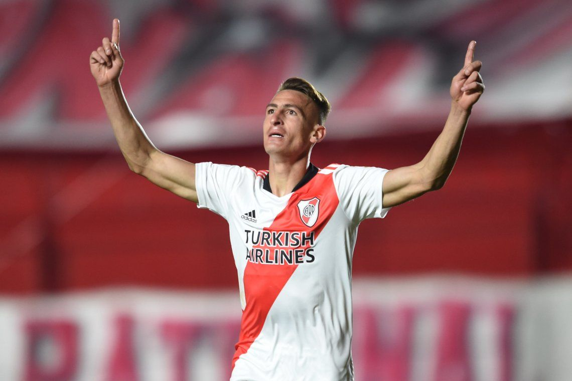 River superó a Argentinos Juniors y avanzó a cuartos de final