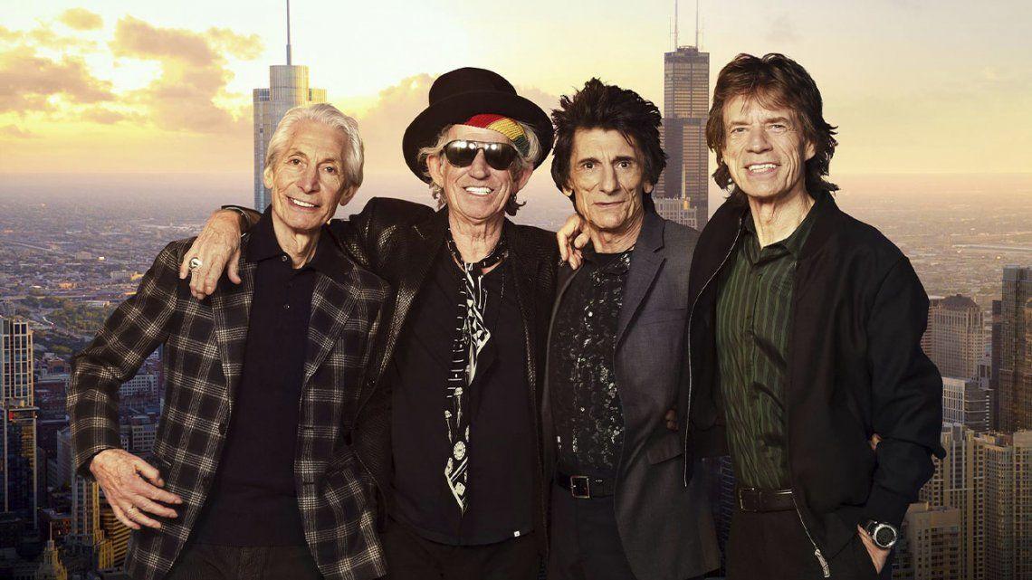 Los Rolling Stones relanzan su gira por los Estados Unidos.