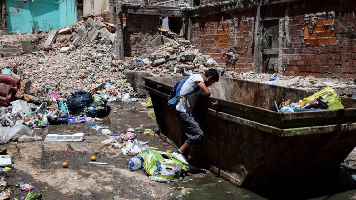 El INDEC difundió los gastos de pobreza e indigencia.