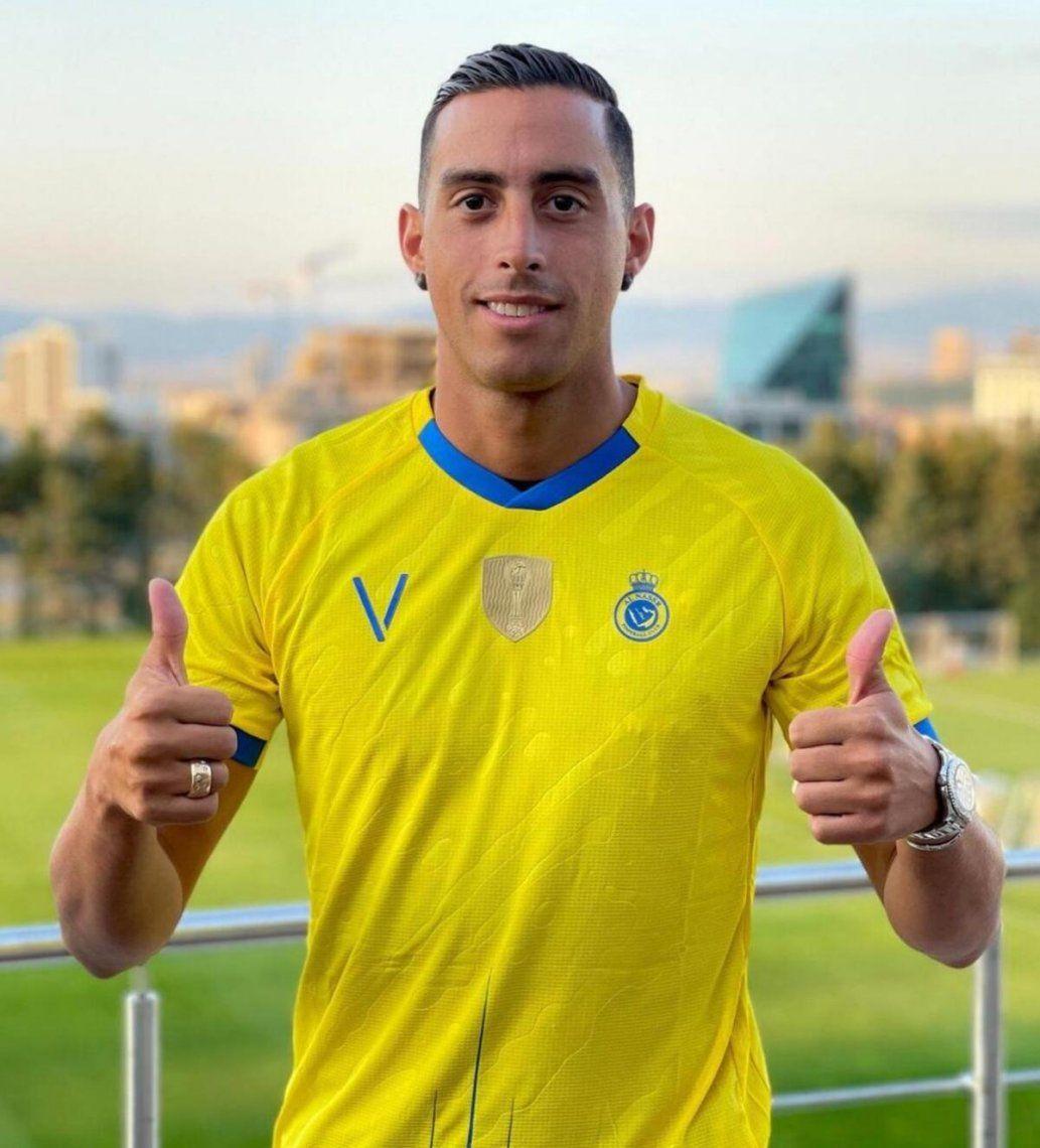 Ramiro Funes Mori continuará su carrera en Arabia.