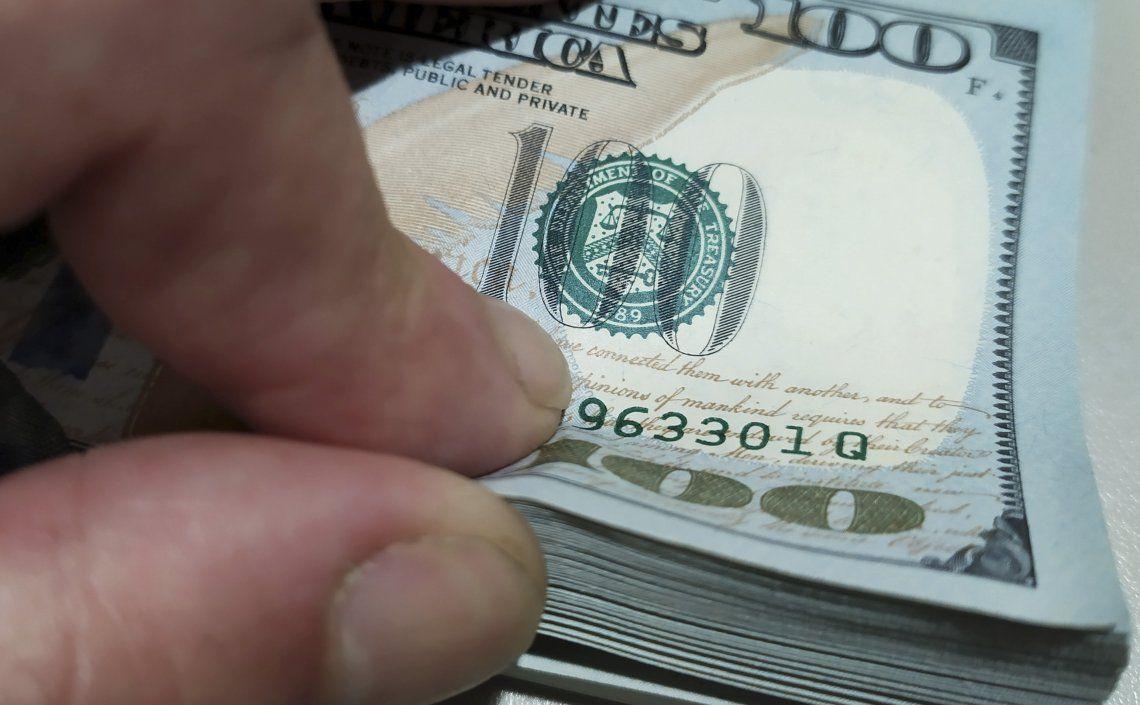 El dólar blue
