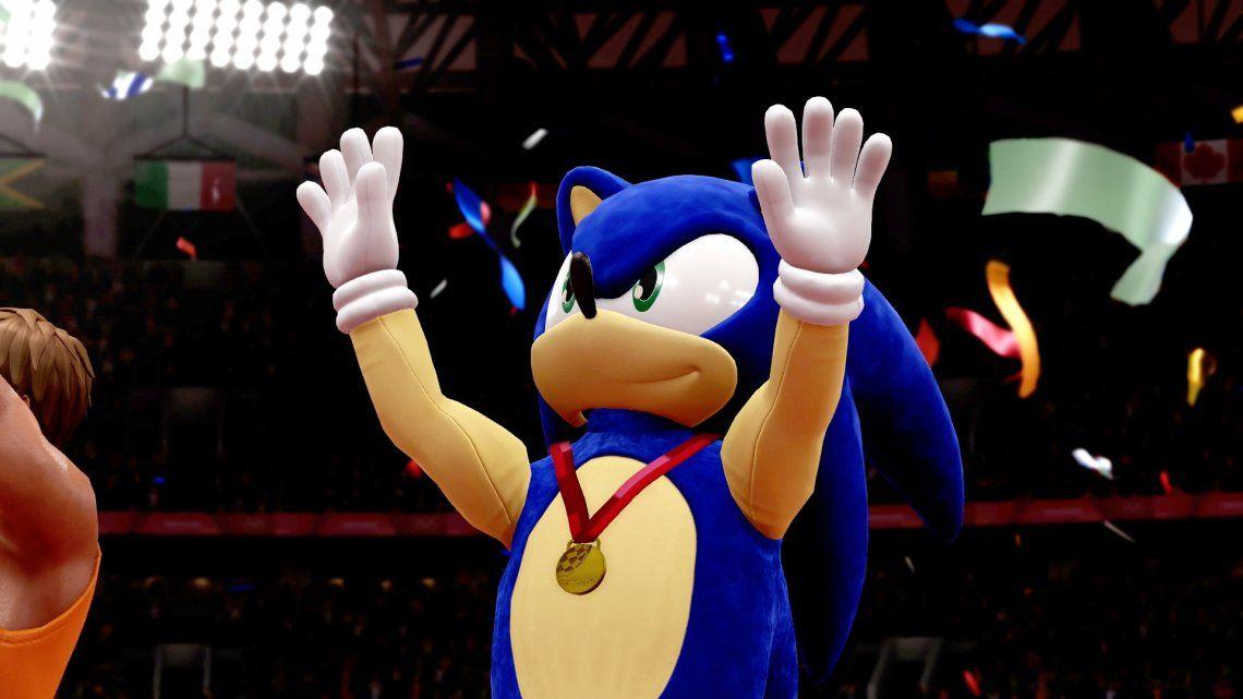 Juegos Olímpicos Tokio 2020: los videojuegos dijeron presente en la ceremonia inaugural