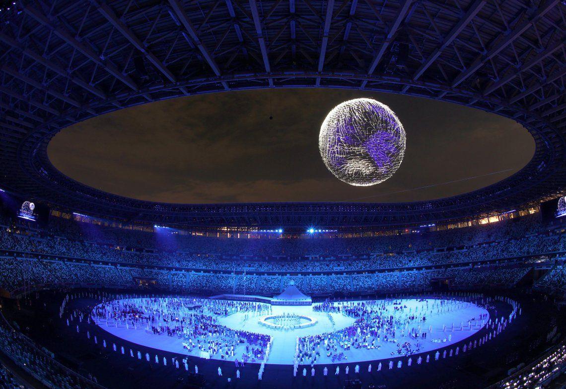 Juegos Olímpicos Tokio 2020: así fue la ceremonia inaugural