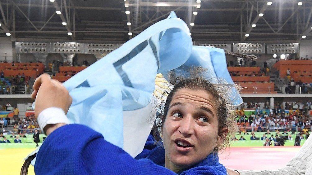 Juegos Olímpicos Tokio 2020: Pareto perdió pero se fue ovacionada
