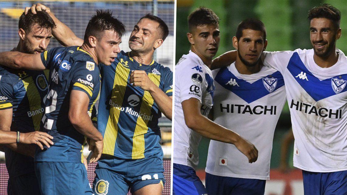 Rosario Central y Vélez buscarán su primer victoria.