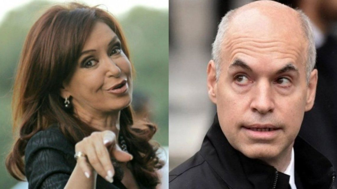 Cristina Kirchner tiene la acción de oro del FdT. Rodríguez Larreta