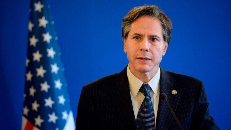 Anthony Blinken, secretario de Estado de EE.UU.