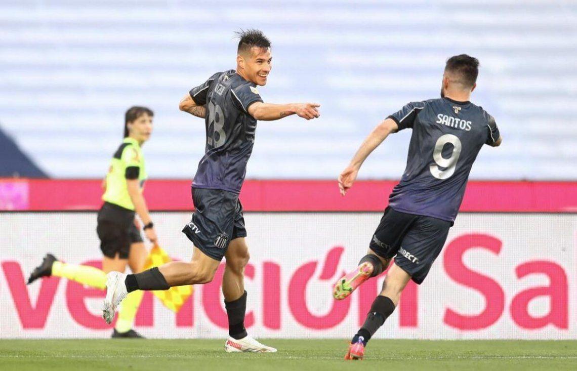 Talleres venció 2-0 a Arsenal en la feha 2. de la LPF.