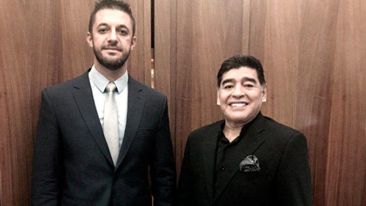 Apartan a Matias Morla como querellante en la causa por la muerte de Maradona.