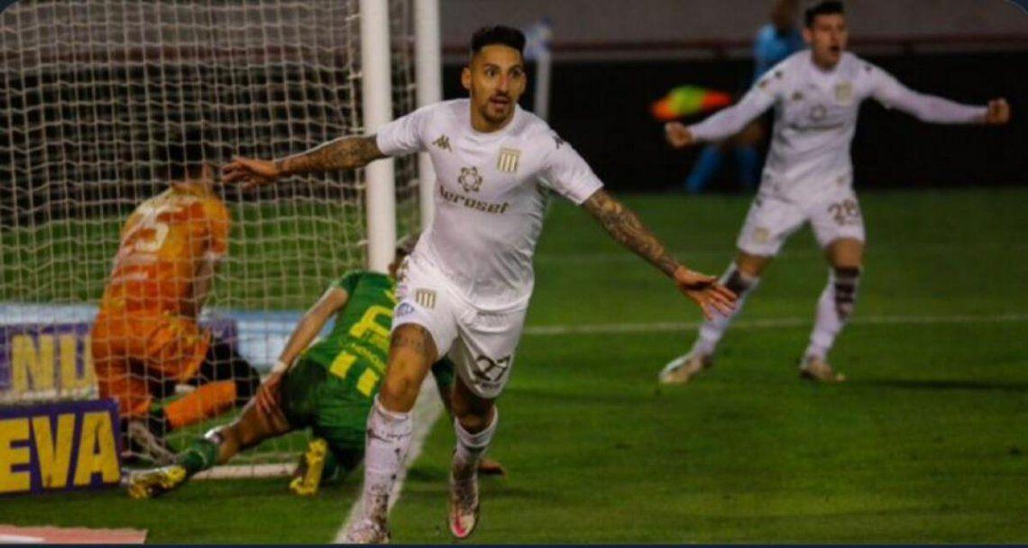 Racing venció 2-0 a Aldosivi.
