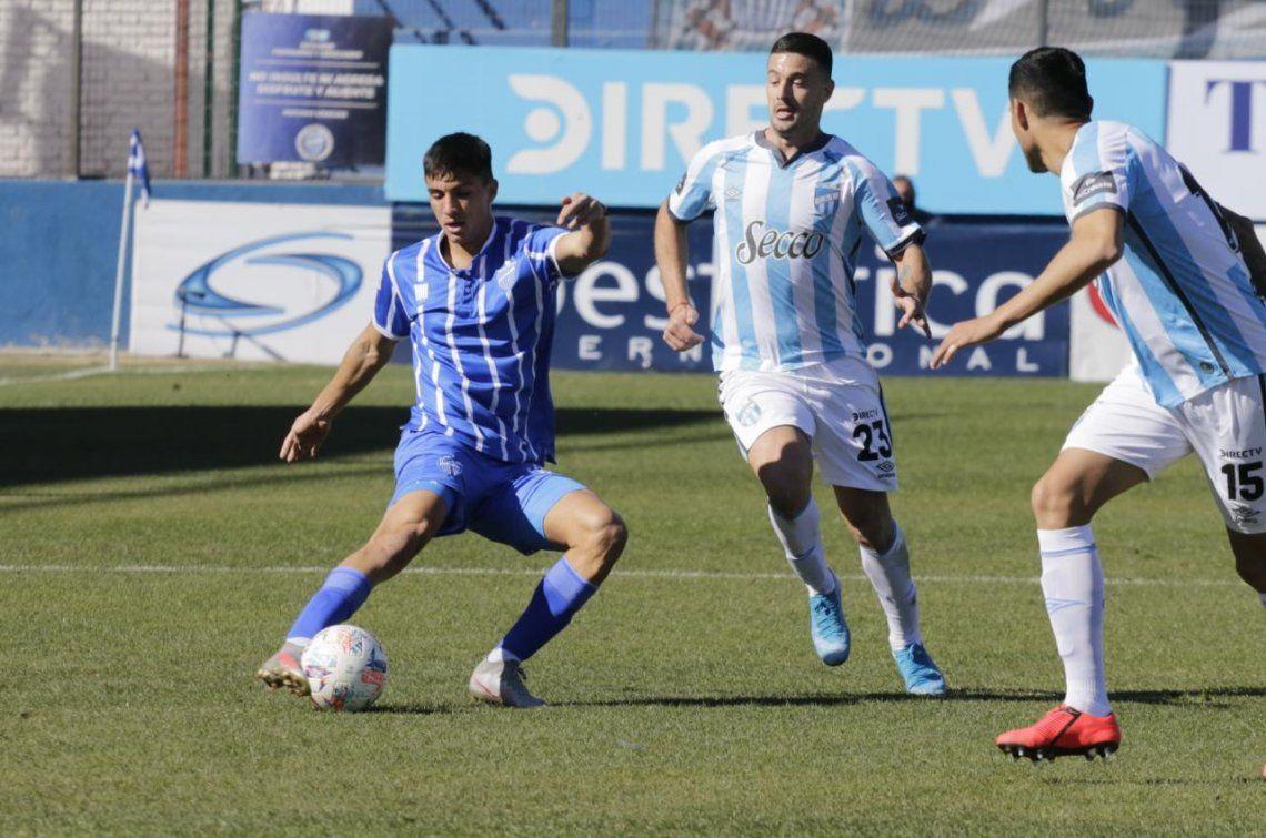 Godoy CRuz no pudo mantener el invicto frente a Atlético Tucumán