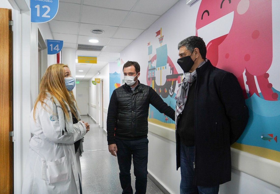 Nuevo plan integral de obras para el Hospital Municipal Houssay