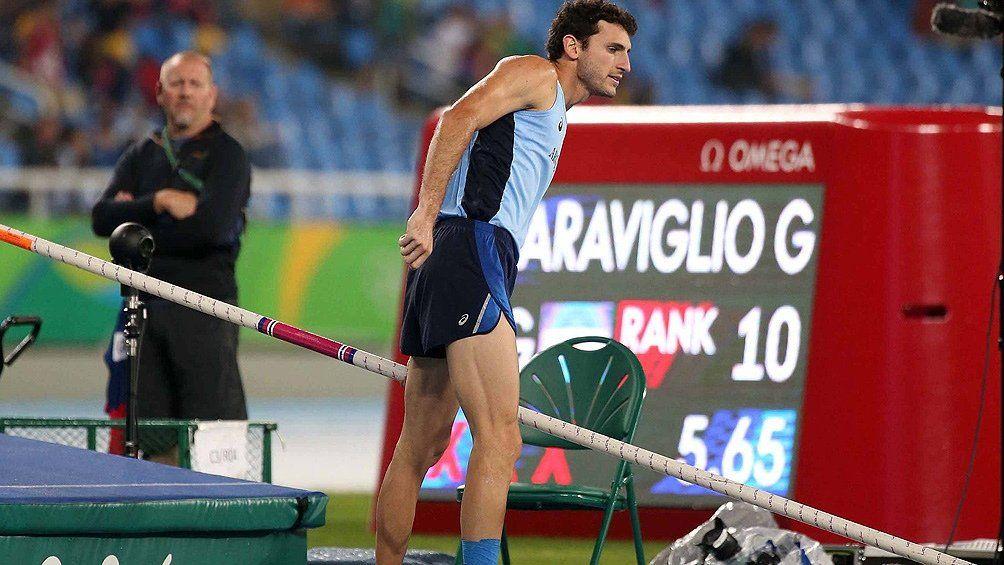 Germán Chiaraviglio confesó que nunca pudo disfrutar de estos Juegos a causa del coronavirus.