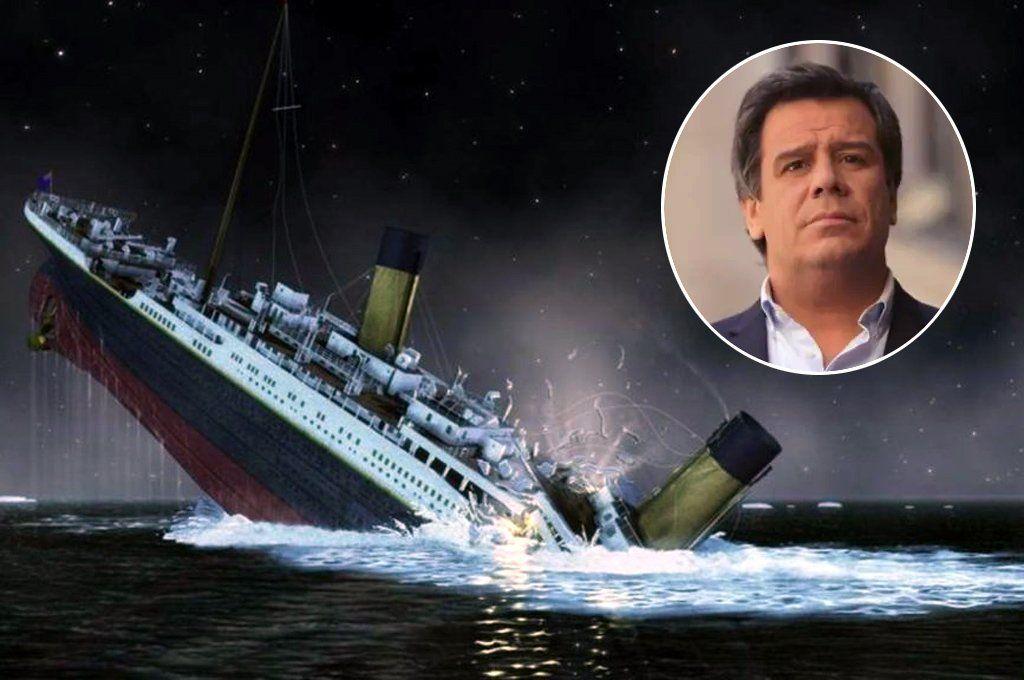 Facundo Manes: Argentina es un Titanic que se hunde