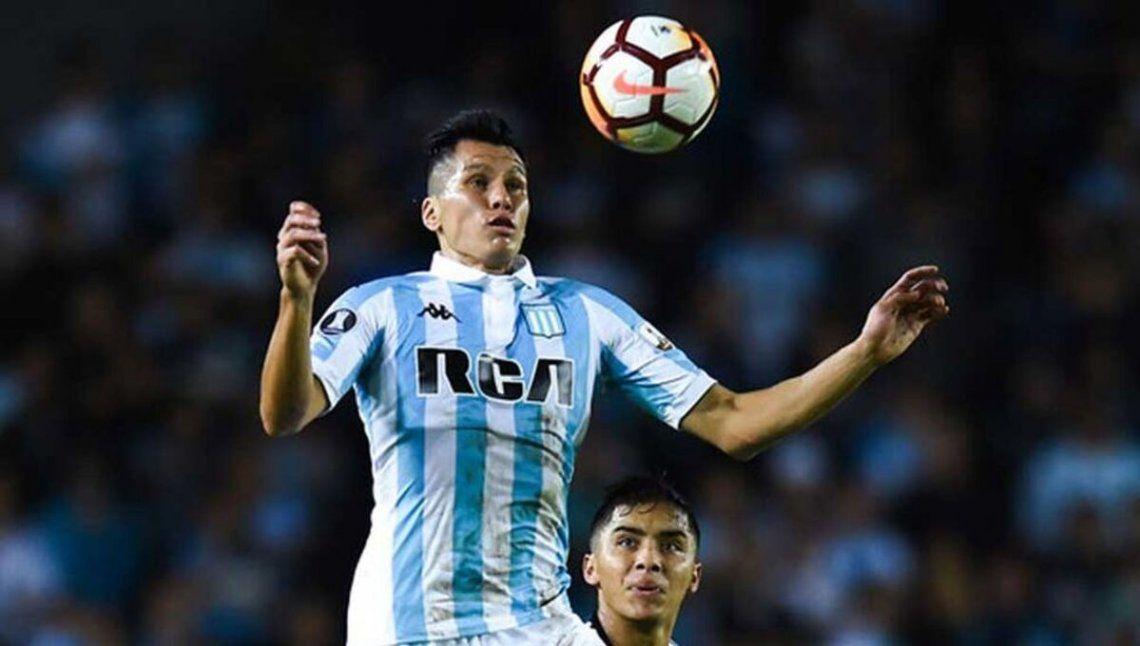 Leonardo Sigali en duda para enfrentar a Sarmiento.