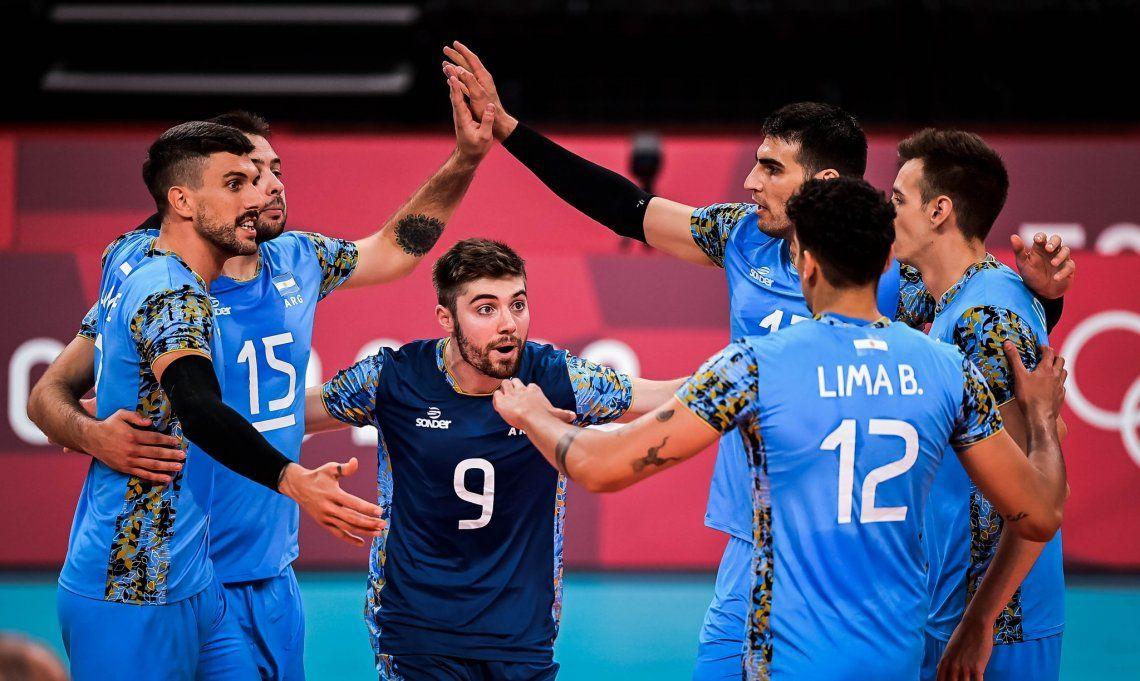 Juegos Olímpicos Tokio 2020: emocionante triunfo de Argentina ante Túnez