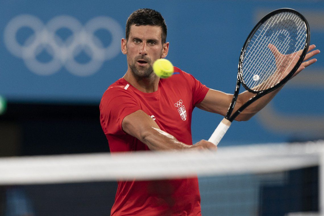 Juegos Olímpicos Tokio 2020: Djokovic cayó ante Zverev y se despidió del sueño del Golden Slam