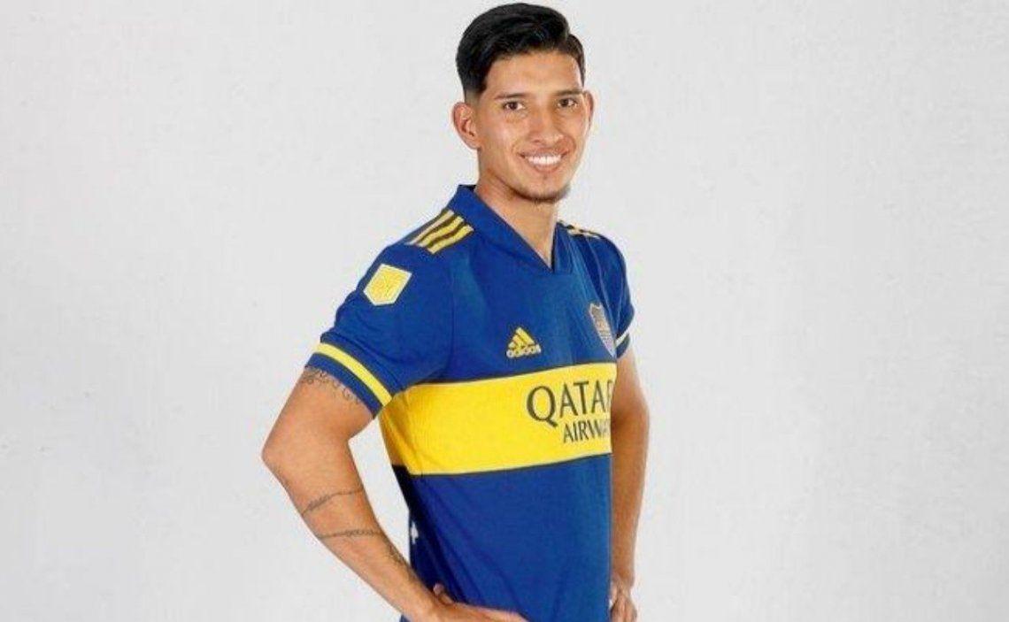 Aaron Molinas jugaría en lugar de Villa