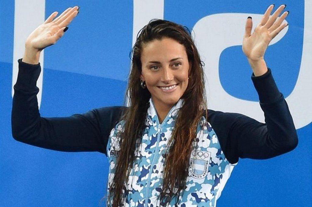 Virginia Bardach se animó a visibilizar lo que sufren los atletas argentinos.